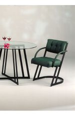 Laze Modern Angular Dining Chair for Dinette Tables