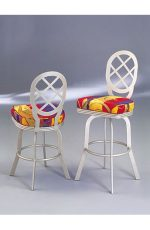#2028 Swivel Stool
