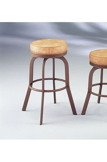 Dudley Backless Swivel Stool #2086