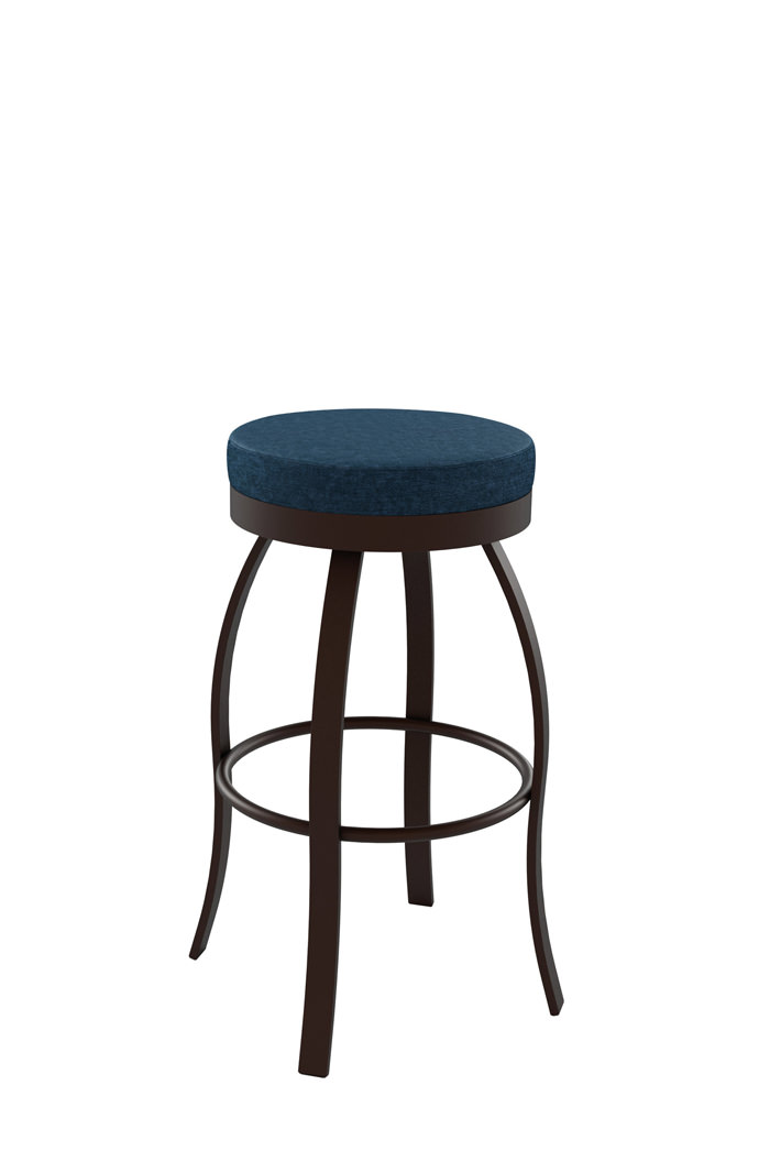 Amisco Swan Backless Backless Stool