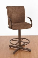 Callee Durant Comfortable Swivel Stool