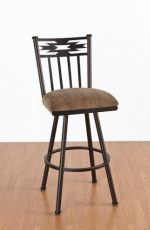 Callee Navajo Swivel Stool for Traditional Kitchens