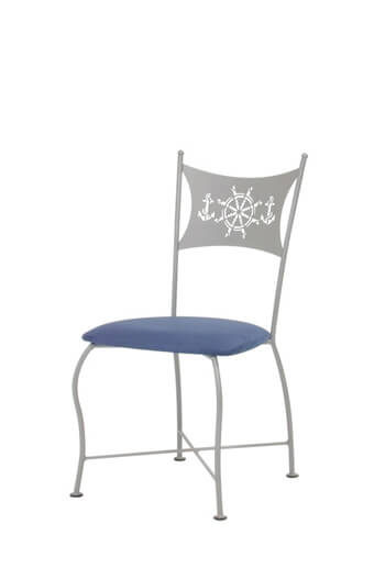 Trica Art Collection 1 Dining Chair with Laser Cut Back