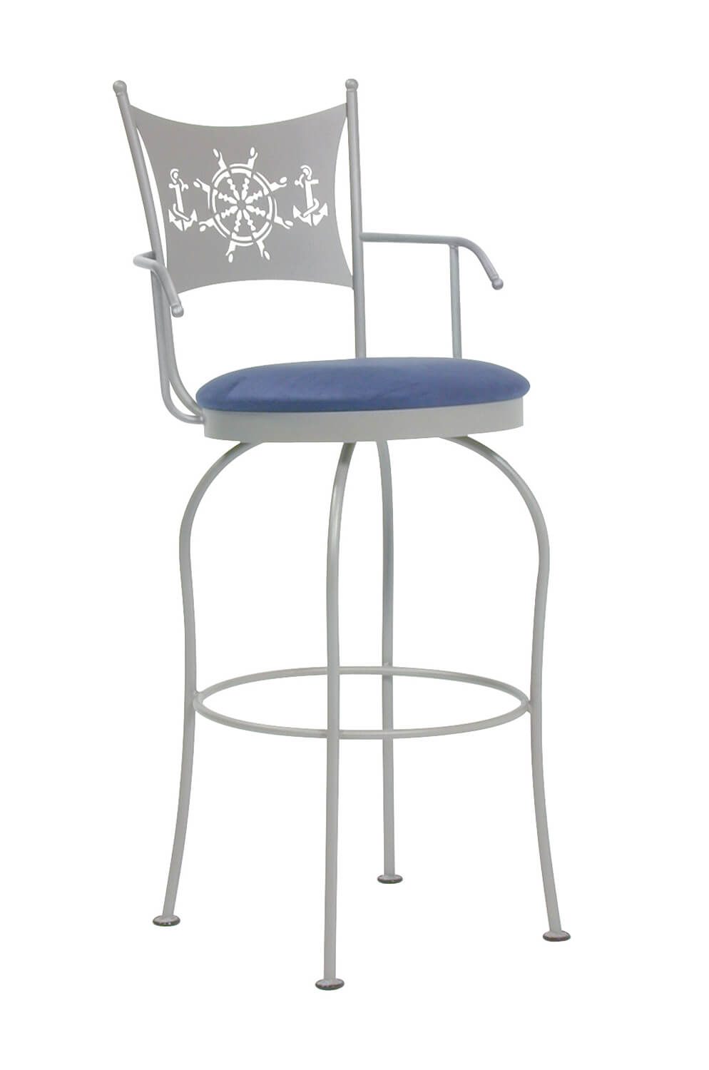 Incredible Art Collection 2 Swivel Stool With Arms Gmtry Best Dining Table And Chair Ideas Images Gmtryco