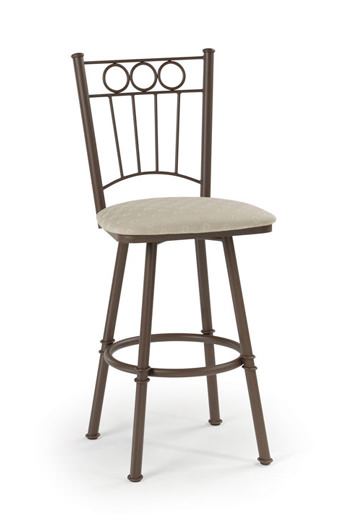 Charles 1 Swivel Stool