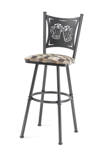 Rooster Counter Height Stools