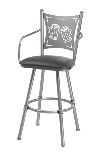 Creation Collection 2 Swivel Stool with Arms