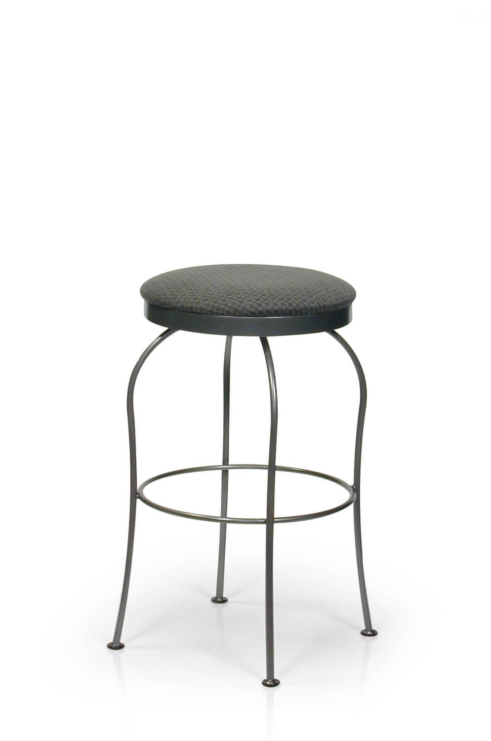 Buy Trica S Kim Backless Swivel Bar Stool Free Shipping