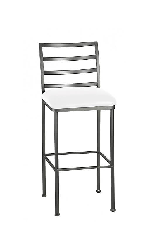 Magnificent Benton Modern Stool With Ladder Back Machost Co Dining Chair Design Ideas Machostcouk