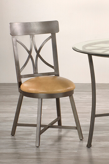 Camarillo Casual Bistro Chair by Wesley Allen