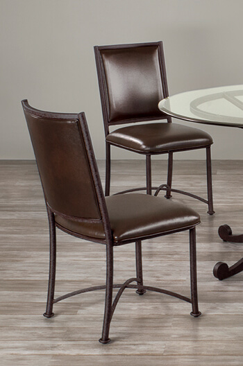 Wesley Allen's Houston Casual Dining Chair