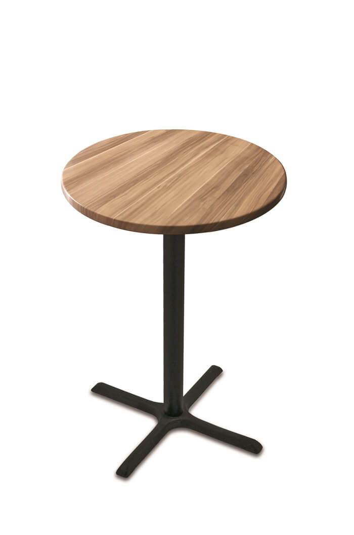 Wyatt All-Season Outdoor Table with Round Top