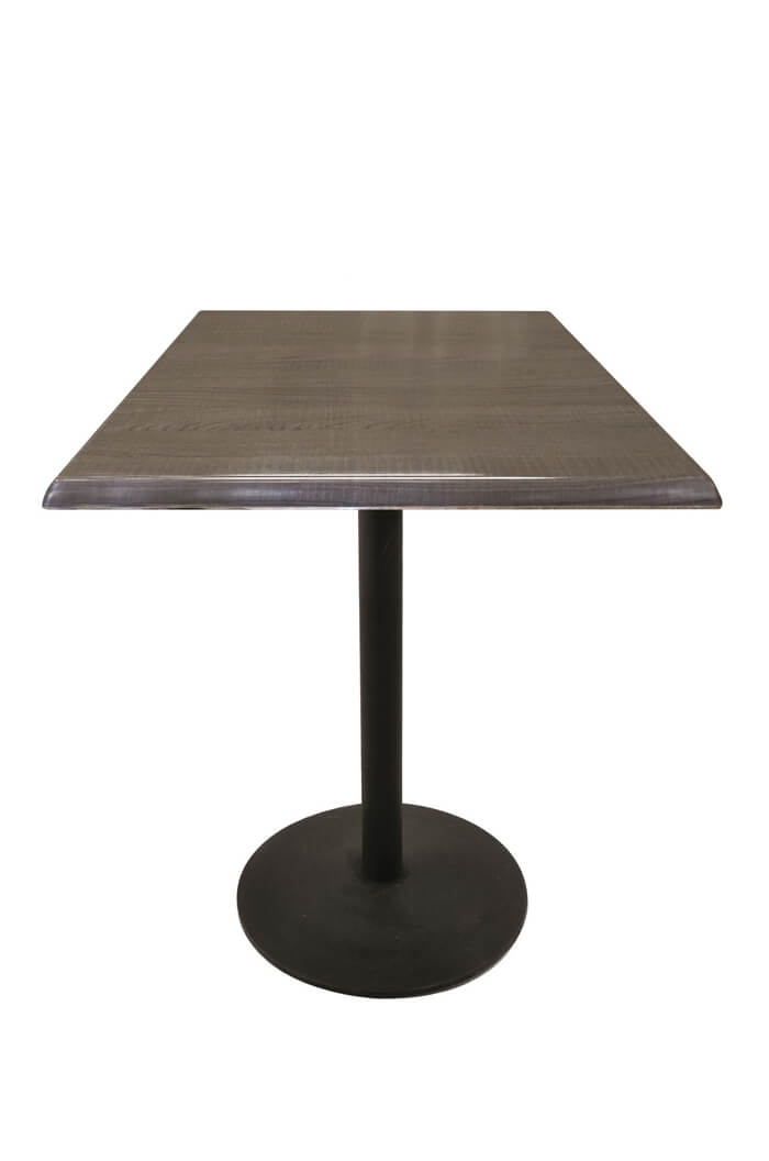 Wharton All Season Outdoor Table With Square Top Free