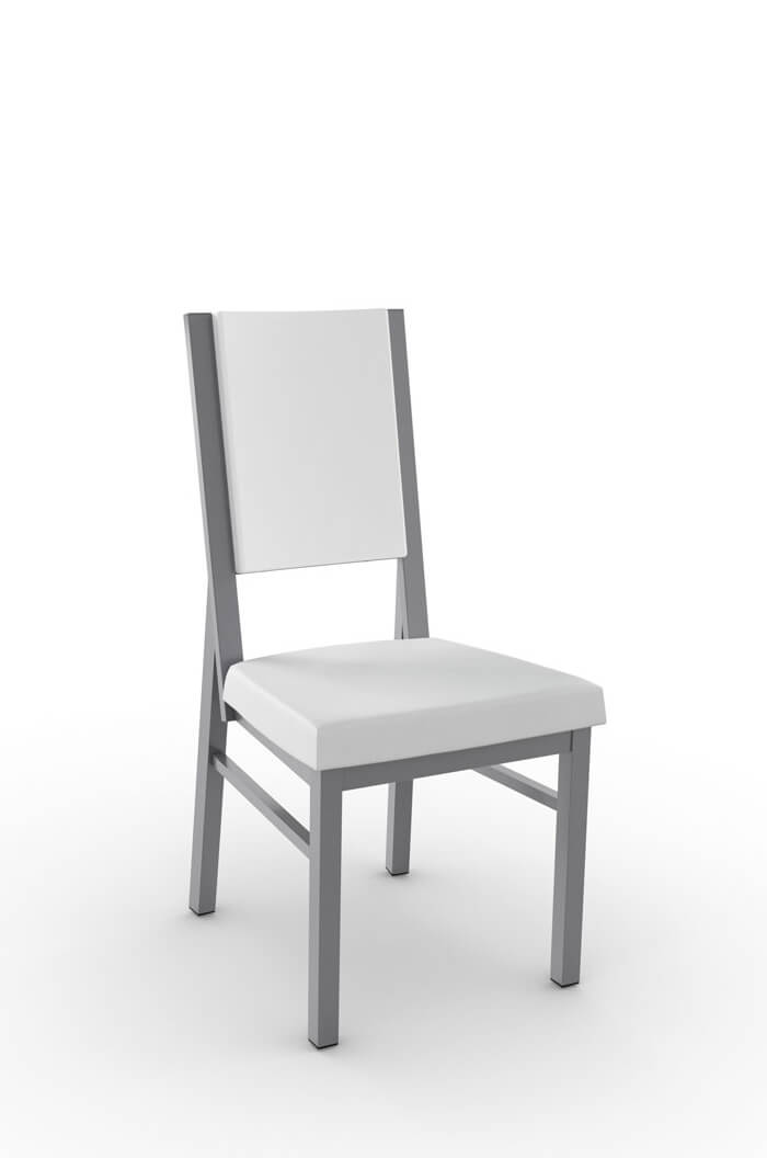 Amisco Payton Stationary Modern Dining Chair