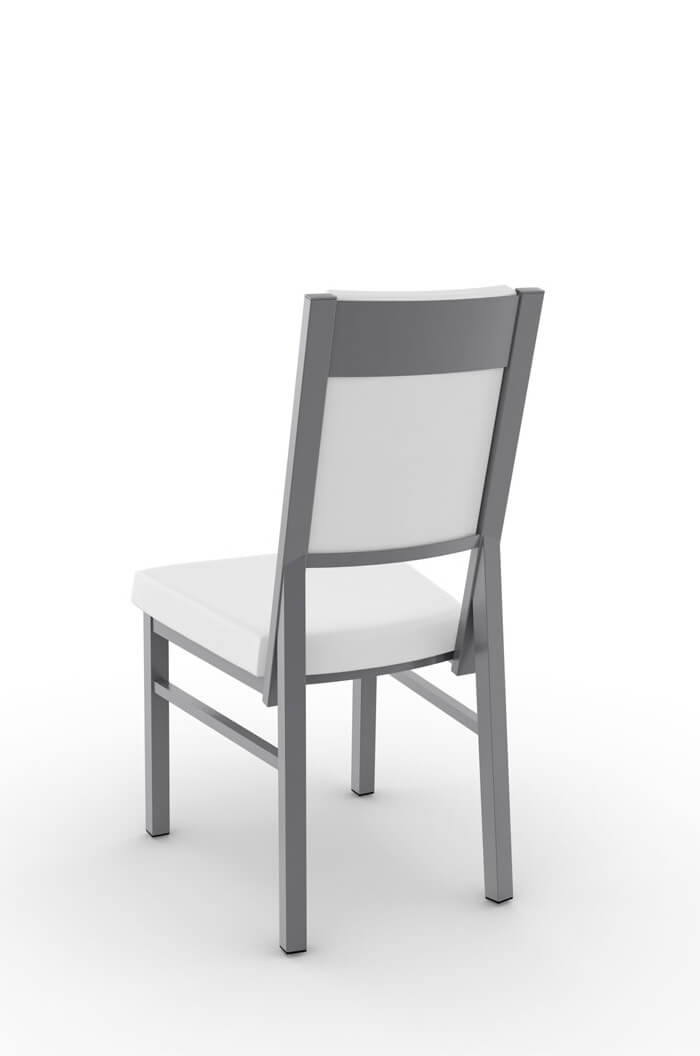 Amisco Payton Modern Comfortable Dining Chair - Free shipping!