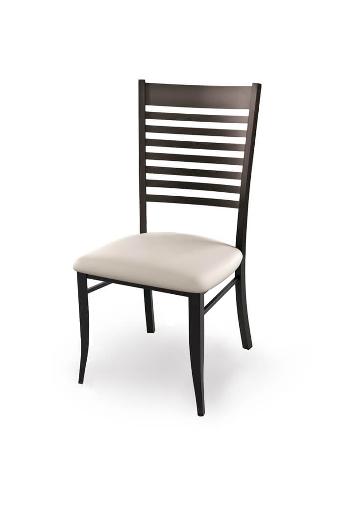 Amisco Edwin Dining Chair with Tall Back