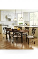 Amisco Edwin Dining Chair in Kitchen