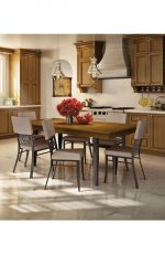 Amisco Oxford Dining Chair in Dining Room