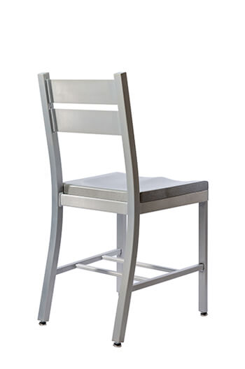 ... Grand Rapids Atlantis Outdoor Chair II With Aluminum Seat ...
