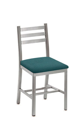 Exceptionnel Atlantis Outdoor Chair With 3 Slats On Back ...