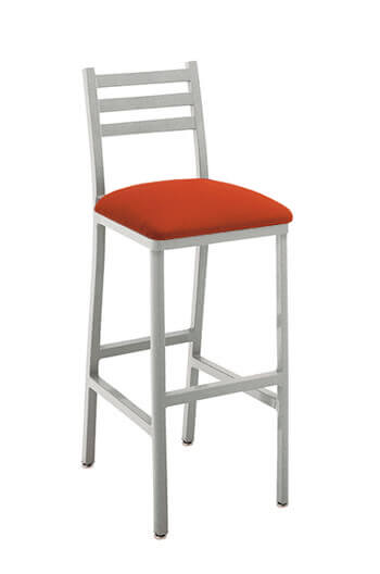 Atlantis Commercial-Grade Outdoor Aluminum Stool