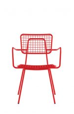 Grand Rapids Opla Outdoor Armchair in Red