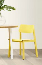 Grand Rapids Sadie Indoor/Outdoor Chair in Yellow