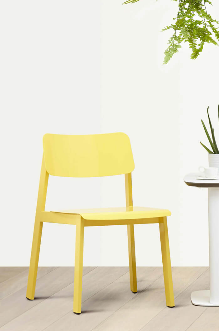 Grand Rapids Sadie Outdoor Modern Chair In Red Yellow Amp More