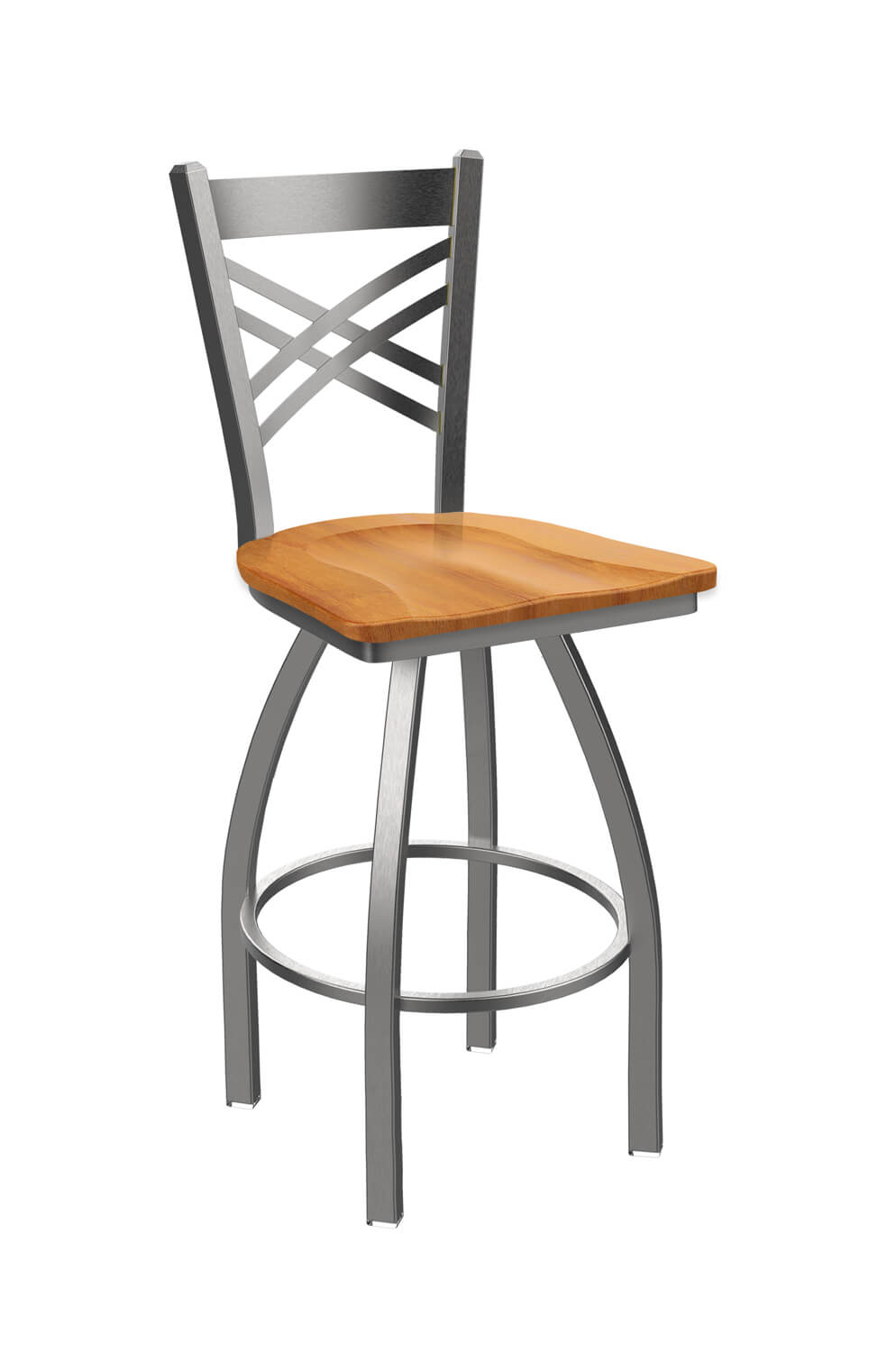 Swell Catalina Swivel Stool 820 Squirreltailoven Fun Painted Chair Ideas Images Squirreltailovenorg