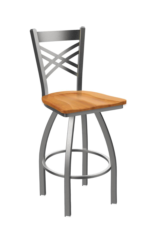 Brilliant Catalina Swivel Stool 820 Alphanode Cool Chair Designs And Ideas Alphanodeonline