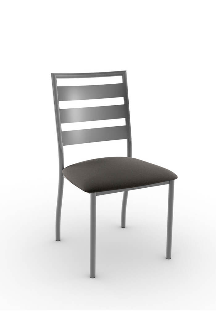 Amisco Tori Metal & Modern Dining Chair