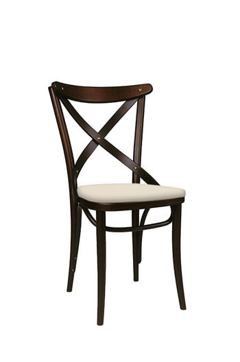 Bentwood Commercial Grade Dining Chair No 150 W Cross Back
