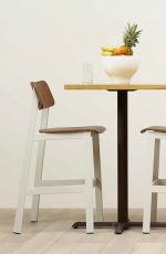 Grand Rapids Sadie Modern Bar Stool for Pub Tables