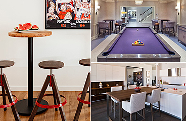 Pub Tables in Modern Homes