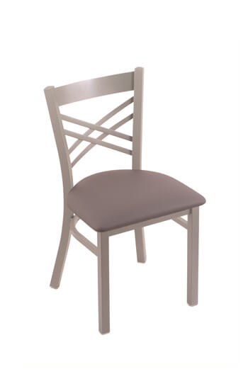 Holland - Catalina Modern Dining Chair with Cross Back Design