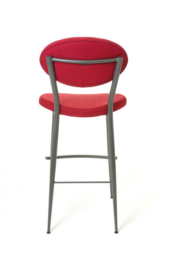 Buy Amisco S Opus Retro Saddle Stool With Back Free