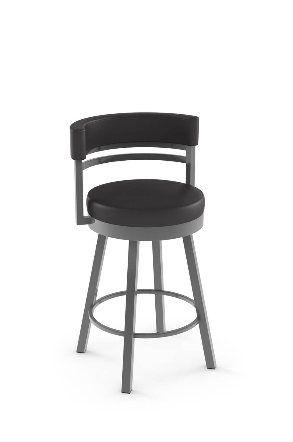Buy Amisco Ronny Swivel Stool Free Shipping Barstool