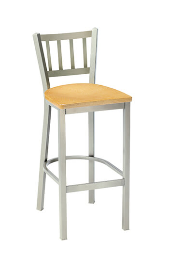 Melissa Anne Mission Back Barstool In 36 Inch More