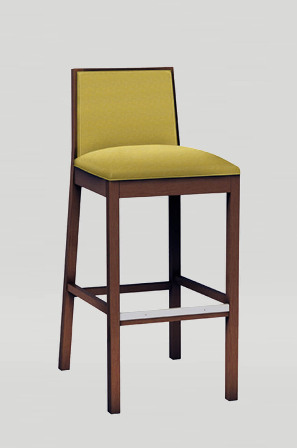 Cool Cara Modern Wood Stool With Back Camellatalisay Diy Chair Ideas Camellatalisaycom