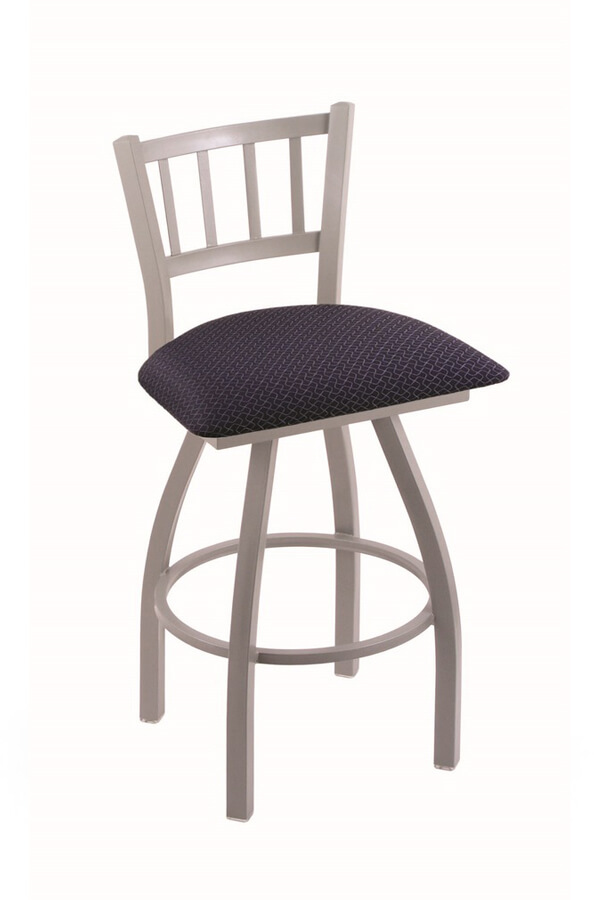 Contessa XL Swivel Stool with Back