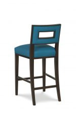 Fairfield Chair's Parker Wooden Barstool with Backrest