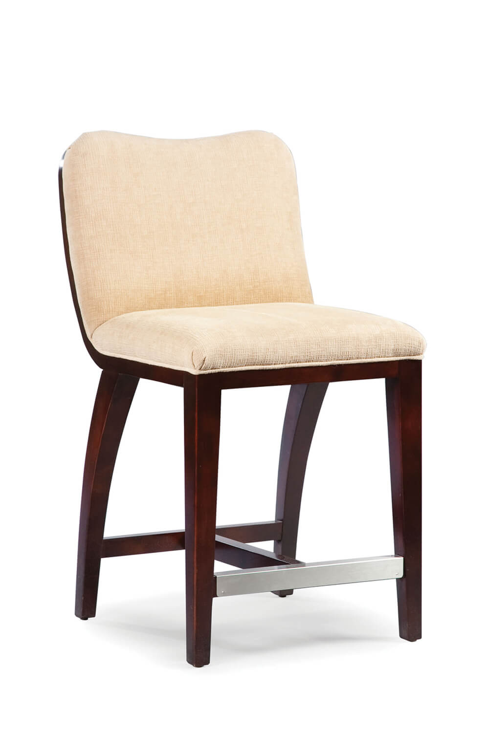 Fairfield's Sherman Wooden Counter Stool