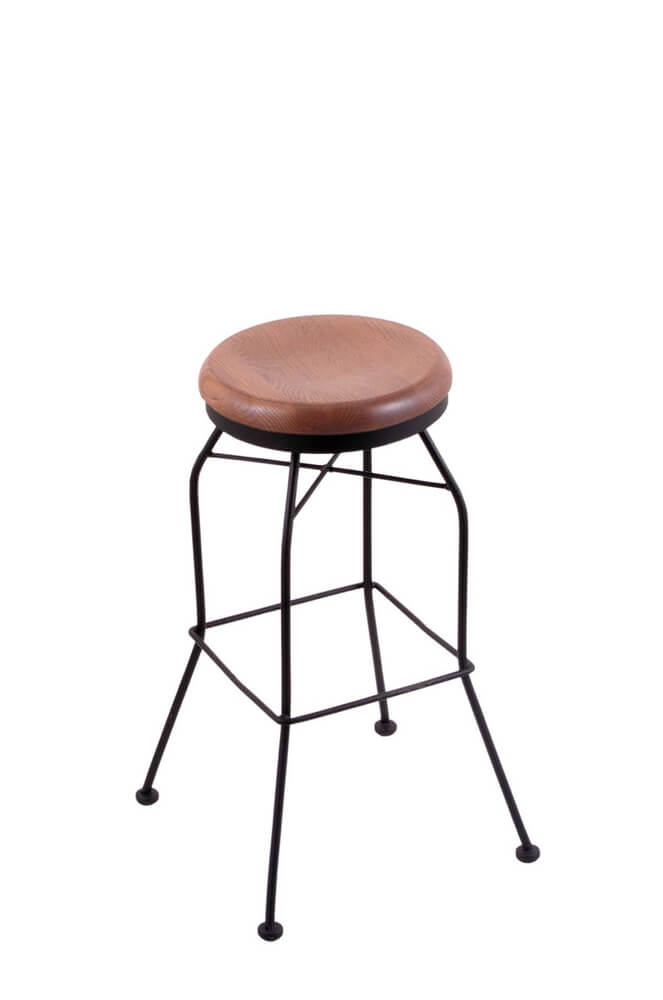Holland 3020 Backless Swivel Counter Or Bar Stool