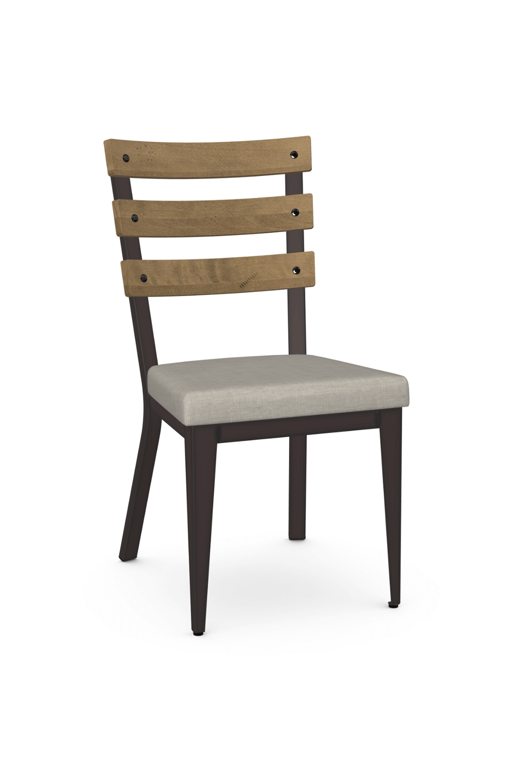 Amisco's Dexter Dining Chair with Seat Cushion