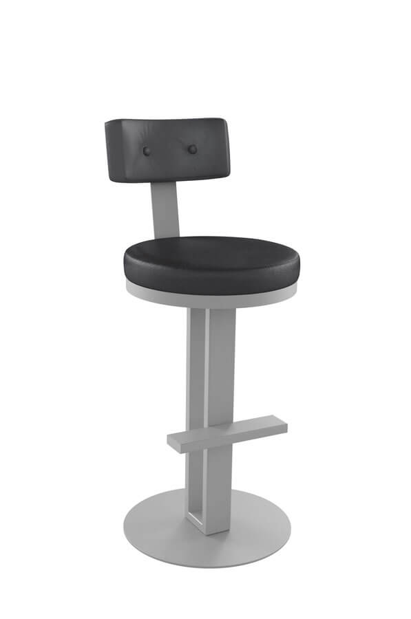 stools micro bar pedestal with swivel modern air dp adjustable steel amazon lift back stool chair asense com