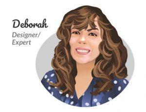 Deborah, from Barstool Comforts
