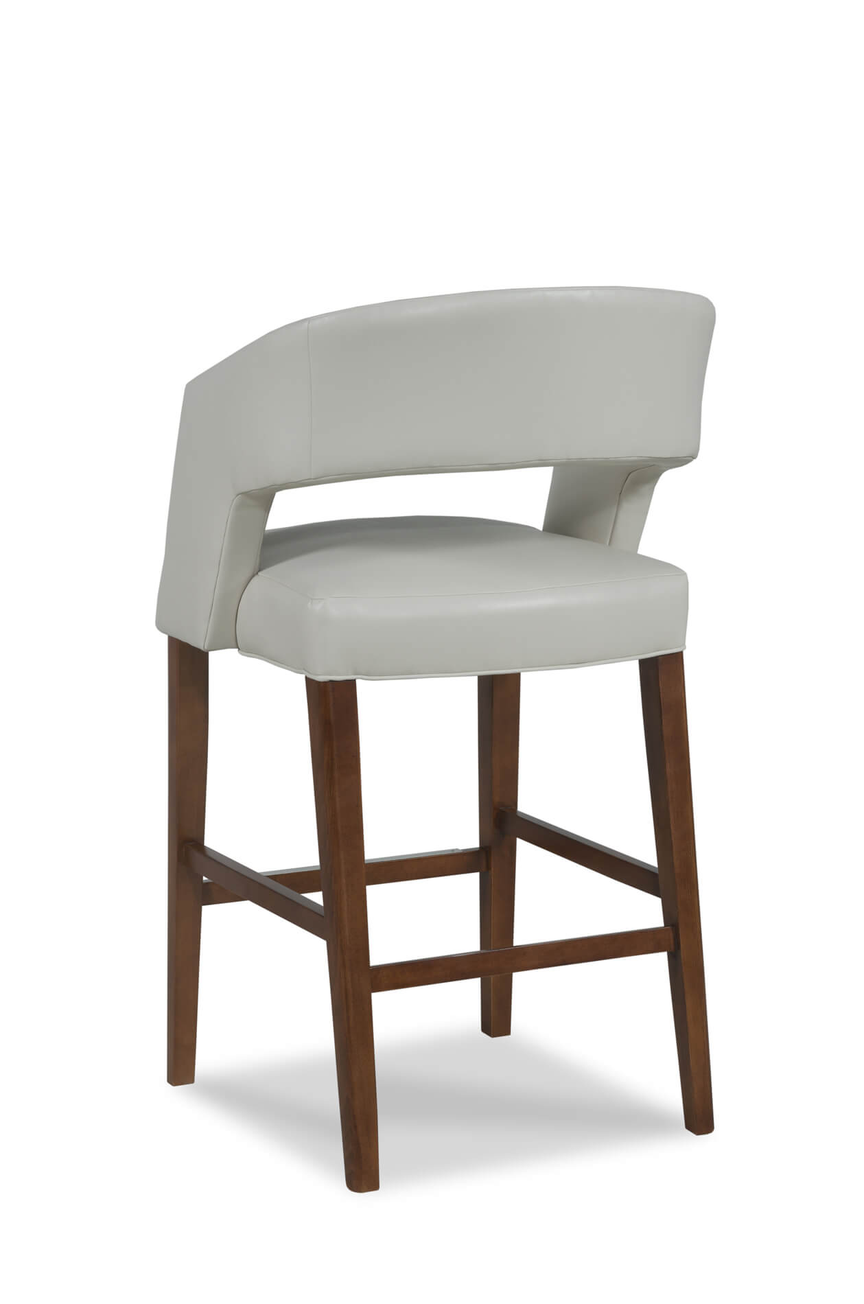 Buy Bryant Wooden Bar Counter Stool With Arms Free Shipping