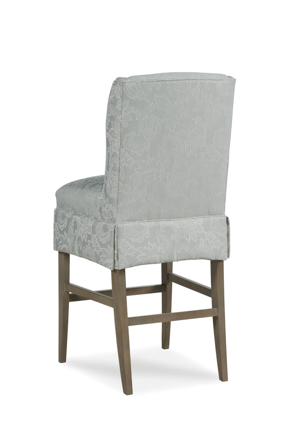 Buy Fairfield S Reed Wood Upholstered Bar Stool W Skirt