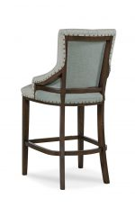 Fairfield's Sawyer Bar Stool with Alternate Back Cushion