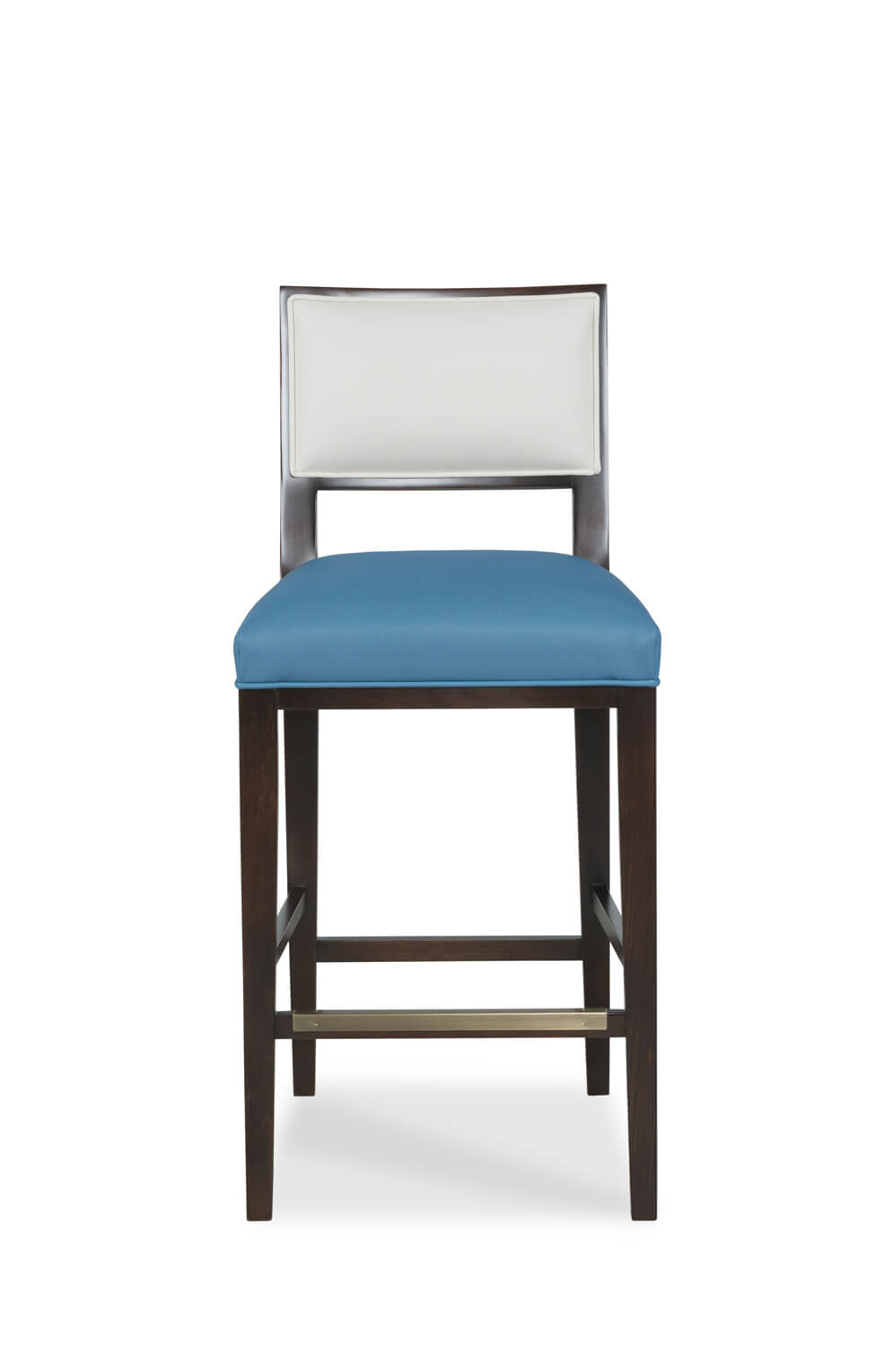 Buy Dilworth Minimal Upholstered Wooden Bar Stool Free